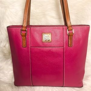 Dooney and Bourke Lexington Shopper Tote Handbag